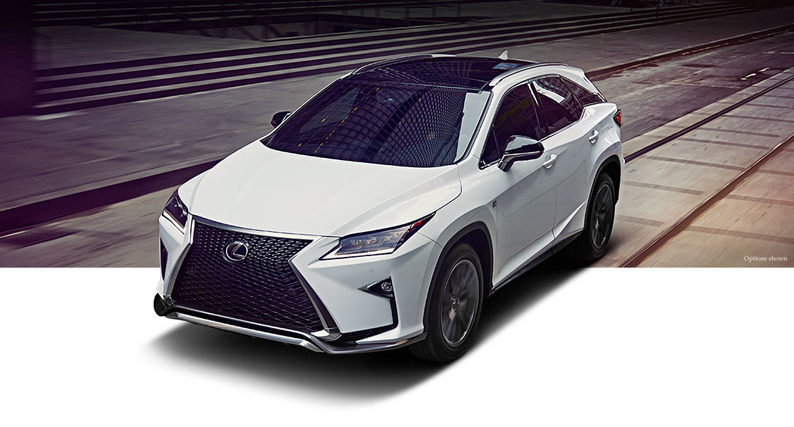 2016 Lexus Rx And Rx Hybrid Brochure 2017 2018 Best
