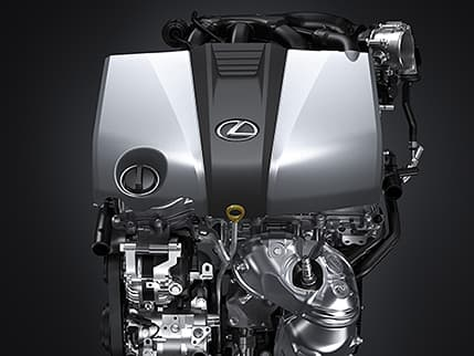 Image of 302-Horsepower V6 engine