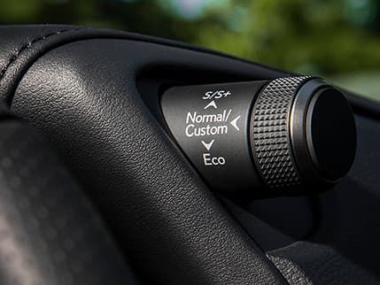 Image of DRIVE MODE SELECT