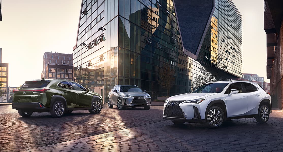 lexus of rockville centre has the ux available with a variety of