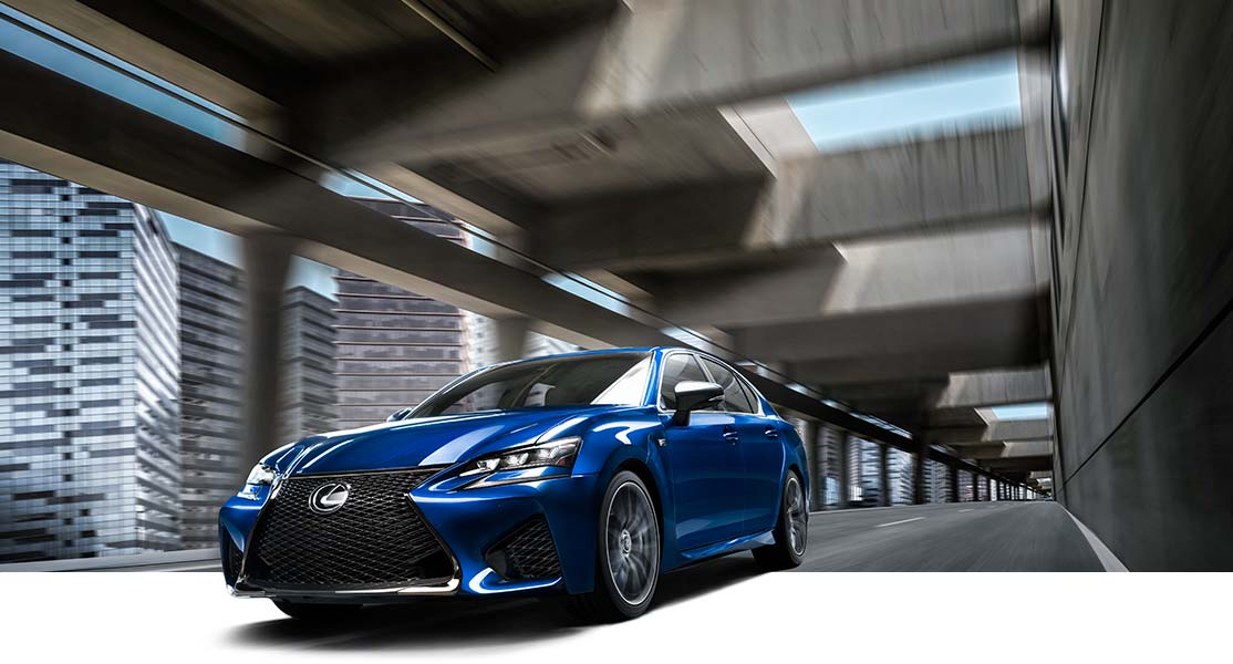 Sewell Lexus Of Fort Worth Has The Gsf Available With A Variety Of