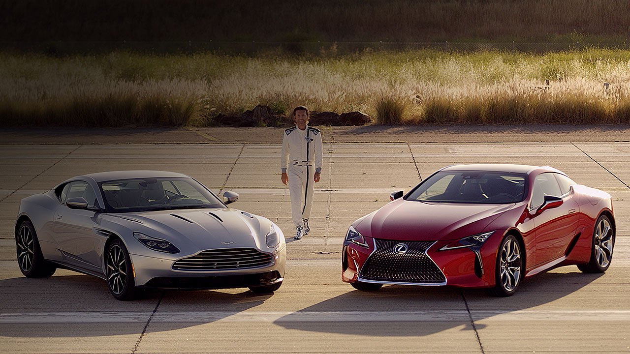 Attractive Lexus High Performance Cars | Lexus.com
