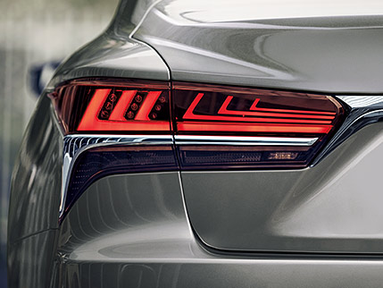 Image of LED REAR COMBINATION LAMPS