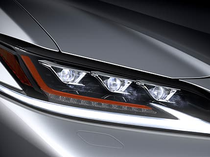 Image of PREMIUM TRIPLE-BEAM LED HEADLAMPS WITH ADAPTIVE FRONT LIGHTING SYSTEM
