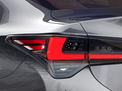 Image of LED TAILLAMPS