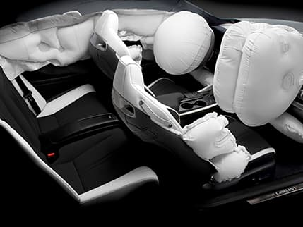 Image of EIGHT-AIRBAG SYSTEM