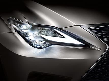 Image of PREMIUM TRIPLE-BEAM LED HEADLAMPS