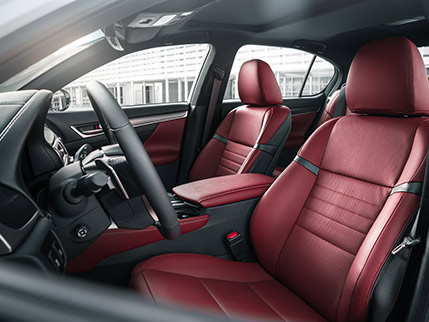 Image of F SPORT INTERIOR STYLING