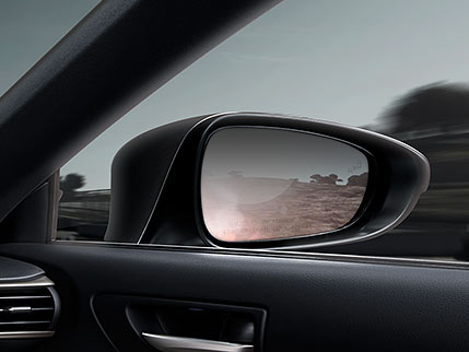 Image of AUTO-DIMMING OUTSIDE MIRRORS