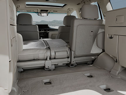 Image of CUSTOMIZABLE SEATING AND STORAGE
