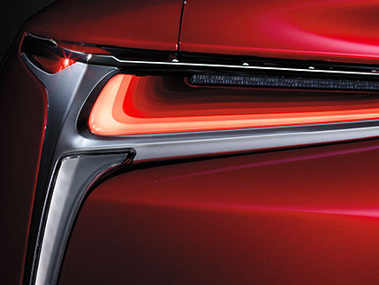 Image of DIMENSIONAL REAR COMBINATION LED TAILLAMPS