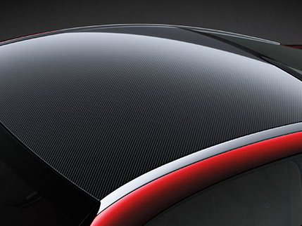 Image of CARBON FIBER ROOF