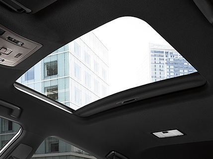Image of POWER MOONROOF