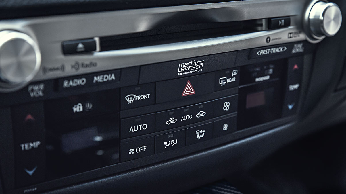 New Features for the GSF at Lexus of Cool Springs