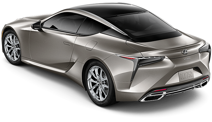 view the lexus lc null from all angles when you are ready to test