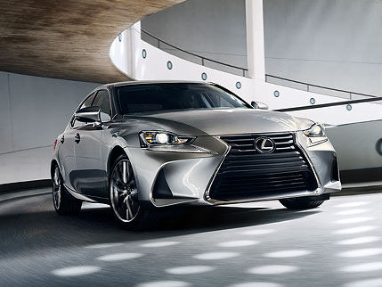 2019 Lexus Is Performance Lexus Com