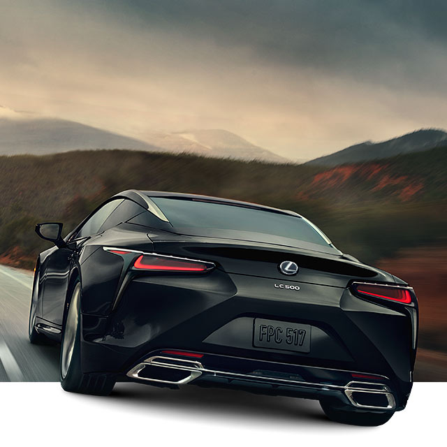 2019 Lexus Lc Luxury Coupe Performance Lexus Com