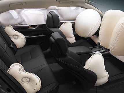 Image of 10-AIRBAG SYSTEM