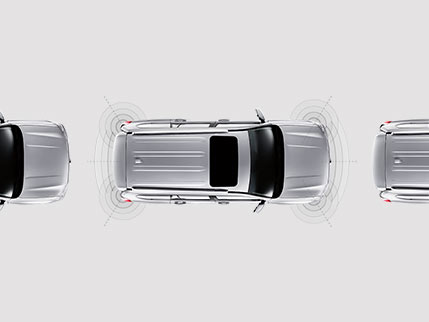 Image of INTUITIVE PARKING ASSIST