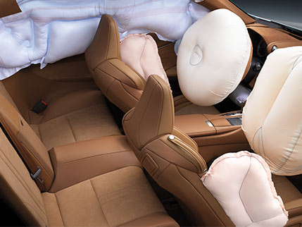 Image of TEN-AIRBAG SYSTEM