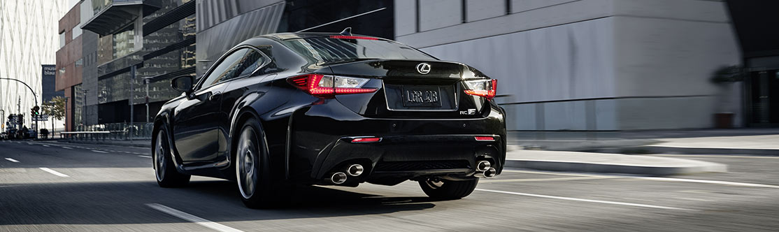 2019 Lexus Rc F Luxury Sport Coupe Safety Lexus Com