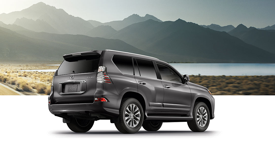 Options Shown Performance Gx 460 Luxury