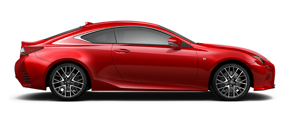 2016 Lexus RC – Specifications | Lexus.com