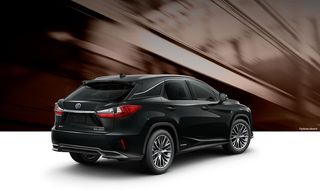 2018 Lexus RX Luxury Crossover Specifications