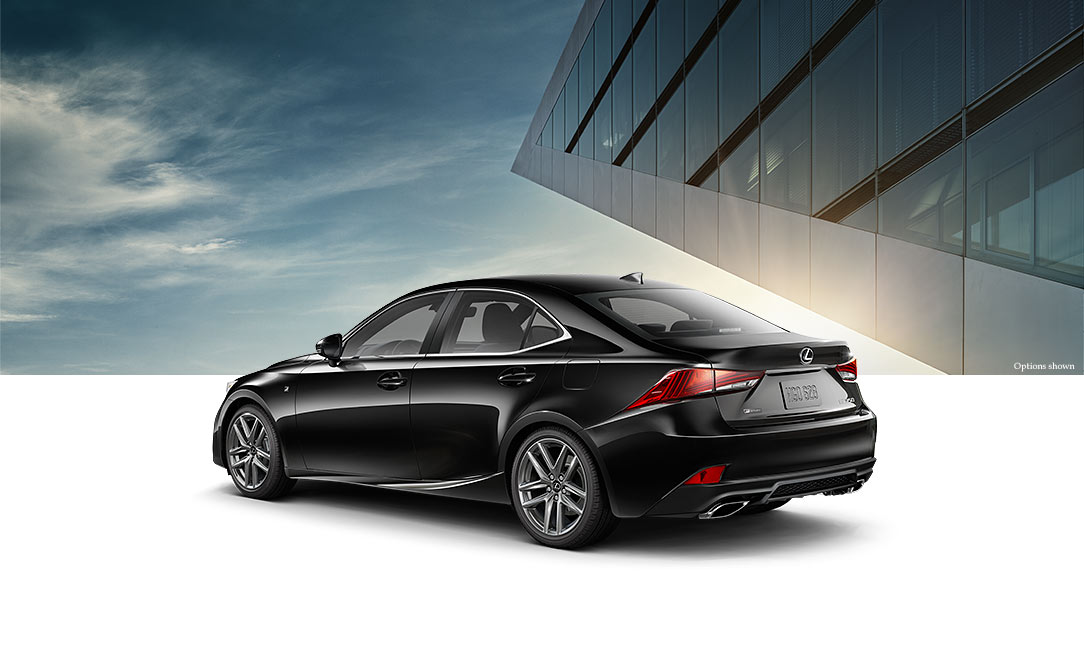 2018 lexus is specifications. Black Bedroom Furniture Sets. Home Design Ideas