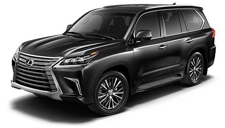 2019 Lexus LX - Luxury SUV - Specifications | Lexus com