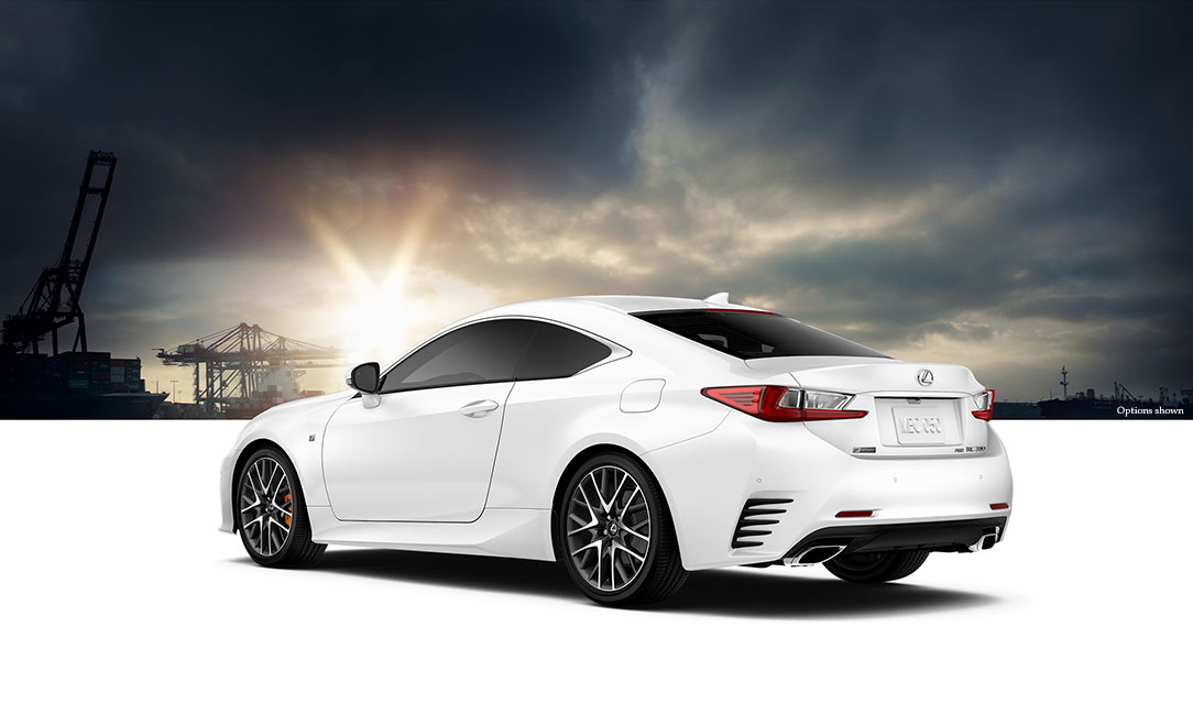 2018 lexus rc luxury coupe specifications. Black Bedroom Furniture Sets. Home Design Ideas