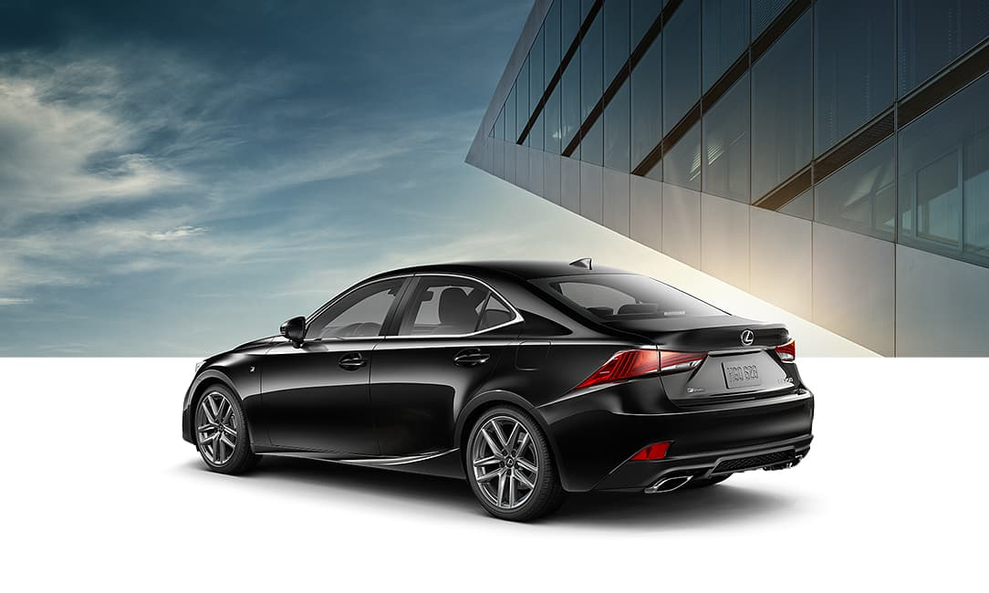 2019 Lexus Is Specifications Lexus Com