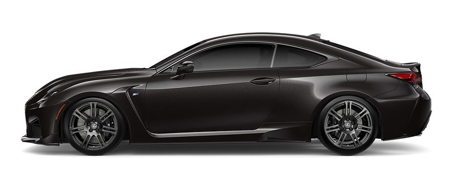 2020 RC F shown in Caviar.