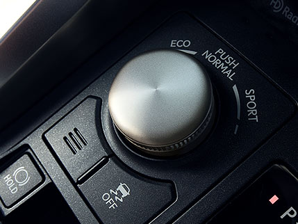 Drive Mode Select Enables You To Make Your Vehicle More Responsive Or  Efficient With A Simple Turn Of A Dial. Sport Mode Alters The Powertrain  For Faster ...