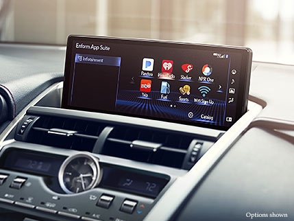 2018 lexus technology. simple lexus enjoy the added convenience of a fuel guide where you can search for  stations by price brand distance or grade and once make selection  intended 2018 lexus technology t