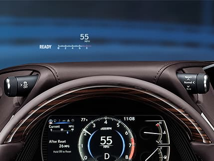Image of 10.2-INCH HEAD-UP DISPLAY