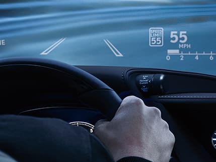Image of 24-INCH HEAD-UP DISPLAY