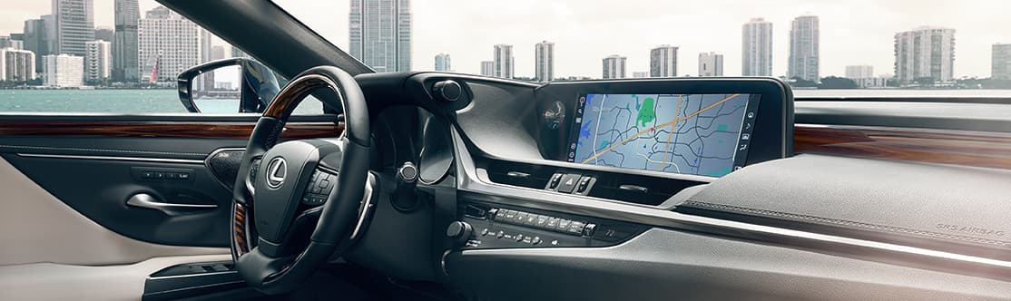 Image of NAVIGATION SYSTEM WITH 12.3-INCH DISPLAY
