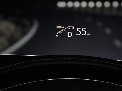 Image of COLOR HEAD-UP DISPLAY