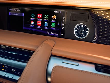Image of LEXUS ENFORM APP SUITE 2.0