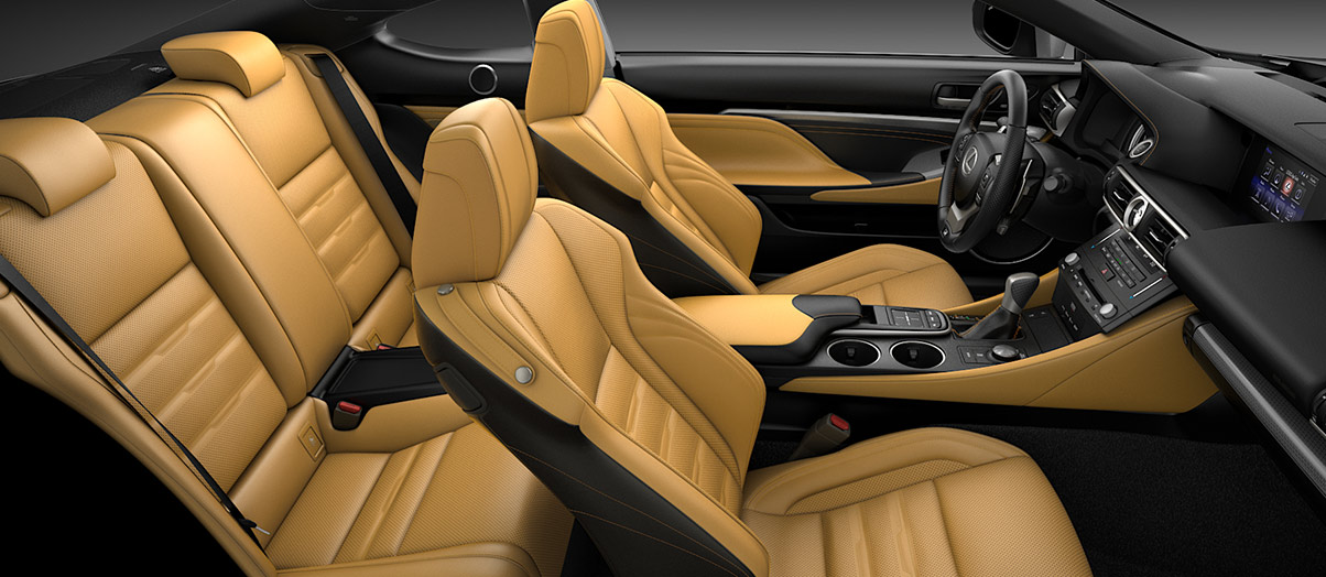 Post Your Lexus Rc Model Exterior Paint And Interior Trim Combination Here Lexus Rc350