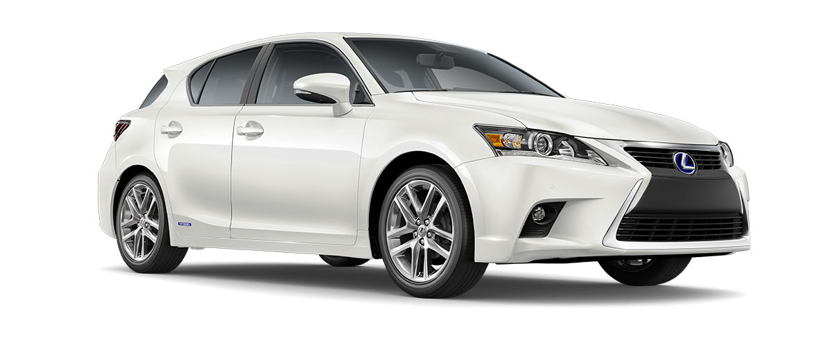 2017 ct 200h in Eminent White Pearl with '17-in split-five-spoke alloy wheels<span class='tooltip-trigger disclaimer' data-disclaimers='[{\'code\':\'TIREWEAR1\',\'isTerms\':false,\'body\':\'17-in performance tires are expected to experience greater tire wear than conventional tires.  Tire life may be substantially less than 20,000 miles, depending upon driving conditions.\'}]'><span class='asterisk'>*</span></span>' angle5