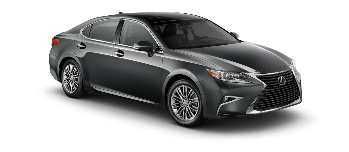 2017 es 350 in Nebula Gray Pearl with '17-inch split-10-spoke alloy wheels with High-Gloss finish<span class='tooltip-trigger disclaimer' data-disclaimers='[{\'code\':\'TIREWEAR1\',\'isTerms\':false,\'body\':\'17-in performance tires are expected to experience greater tire wear than conventional tires.  Tire life may be substantially less than 20,000 miles, depending upon driving conditions.\'}]'><span class='asterisk'>*</span></span> ' angle2
