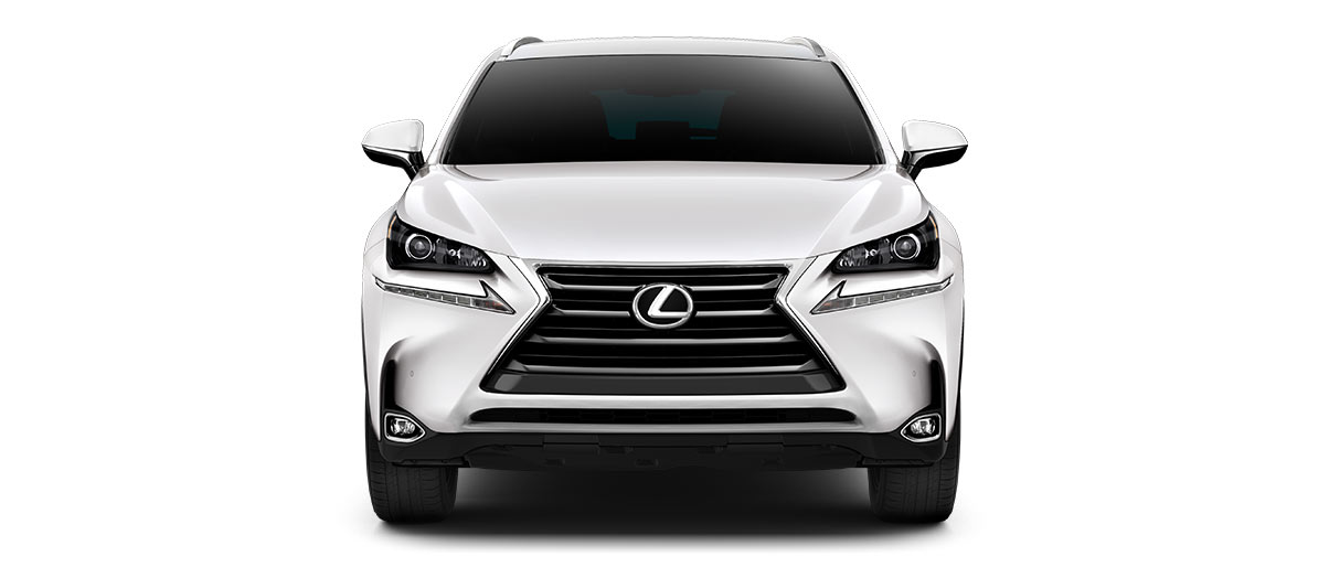 2017 nx TURBO in Eminent White Pearl with '17-in 10-spoke alloy wheels<span class='tooltip-trigger disclaimer' data-disclaimers='[{\'code\':\'TIREWEAR1\',\'isTerms\':false,\'body\':\'17-in performance tires are expected to experience greater tire wear than conventional tires.  Tire life may be substantially less than 20,000 miles, depending upon driving conditions.\'}]'><span class='asterisk'>*</span></span>' angle5
