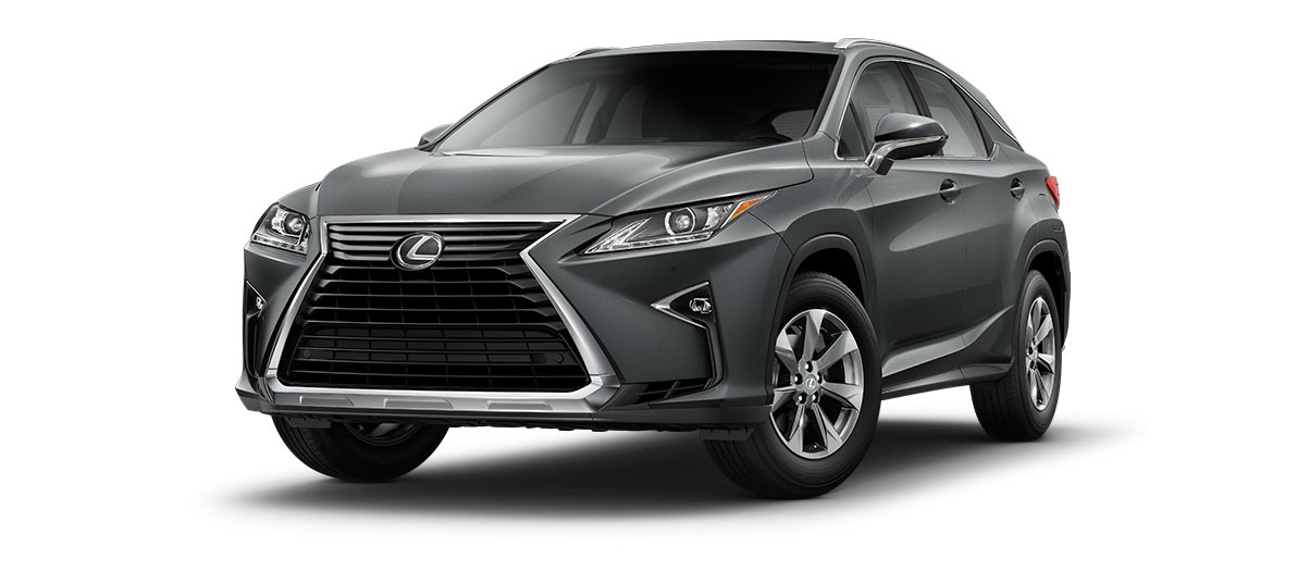 2017 rx 350 in Nebula Gray Pearl with '18-in seven-spoke alloy wheels<span class='tooltip-trigger disclaimer' data-disclaimers='[{\'code\':\'TIREWEAR2\',\'isTerms\':false,\'body\':\'18-in performance tires are expected to experience greater tire wear than conventional tires.  Tire life may be substantially less than 15,000 miles, depending upon driving conditions.\'}]'><span class='asterisk'>*</span></span>' angle1