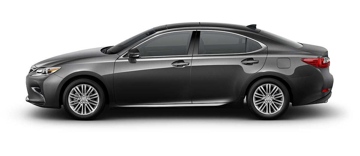 2018 Lexus ES  Luxury Sedan  Lexuscom