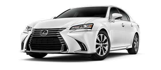 2019 Gs 300 In Eminent White Pearl With 17 Inch Nine Spoke Alloy Wheels