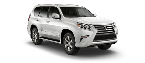 2019 Gx 460 In Starfire Pearl With 18 Inch Six Spoke Alloy Wheels