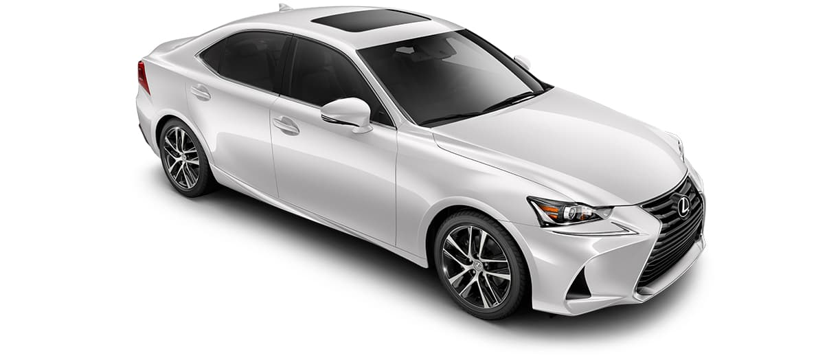 2019 is 300 in Eminent White Pearl with '17-in split-five-spoke alloy wheels<span class='tooltip-trigger disclaimer' data-disclaimers='[{\'code\':\'TIREWEAR1\',\'isTerms\':false,\'body\':\'17-in performance tires are expected to experience greater tire wear than conventional tires. Tire life may be substantially less than mileage expectancy or 15,000 miles, depending upon driving conditions.\'}]'><span class='asterisk'>*</span></span>' angle2