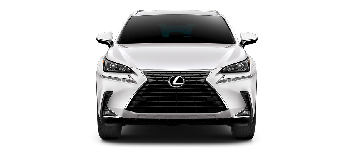 2019 nx 300 in Eminent White Pearl with '17-in 10-spoke alloy wheels<span class='tooltip-trigger disclaimer' data-disclaimers='[{\'code\':\'TIREWEAR1\',\'isTerms\':false,\'body\':\'17-in performance tires are expected to experience greater tire wear than conventional tires. Tire life may be substantially less than 15,000 miles, depending upon driving conditions.\'}]'><span class='asterisk'>*</span></span>' angle5